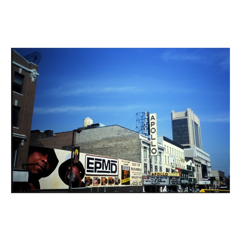 l'APOLLO Theater-Harlem-NEW-YORK. L'Apollo Theater est une illustre salle de spectacle du quartier de Harlem.